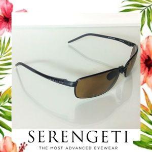 642e8506cd5 Unisex Serengetti 7297 Vento Sunglasses - EUC 💋